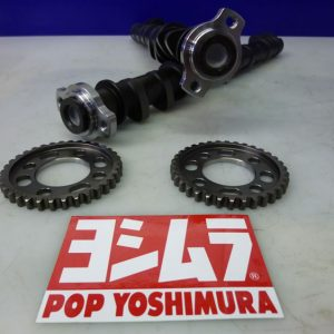 Yoshimura camshafts with adj. Sprockets