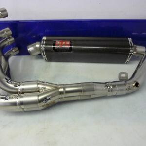 Yoshimura full race titanium light weight exhaust systems