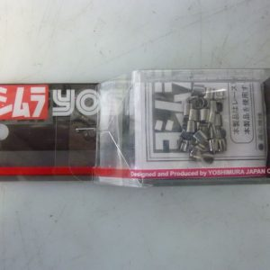 Yoshimura fully machined valve cotter set
