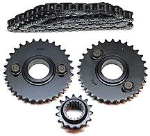GSX1300R Roller Cam Chain